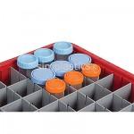 Grid Boxes hold Medical Tubes