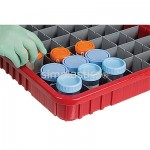 Divider Boxes with Supplies