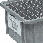 Grid Boxes with Length & Width Dividers