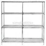 Medical Shelving Unit