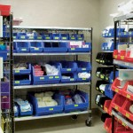 Healthcare Supply Room Shelving