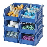 Stacking Medical Bins